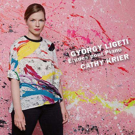 Cathy Krier hat auf ihrer neuen CD György Ligetis Études pour Piano eingespielt