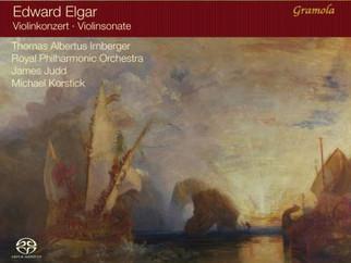 CD des Jahres 2019: Edward Elgar, Violinkonzert und Violinsonate, Thomas Albertus Irnberger, RPO, Ja