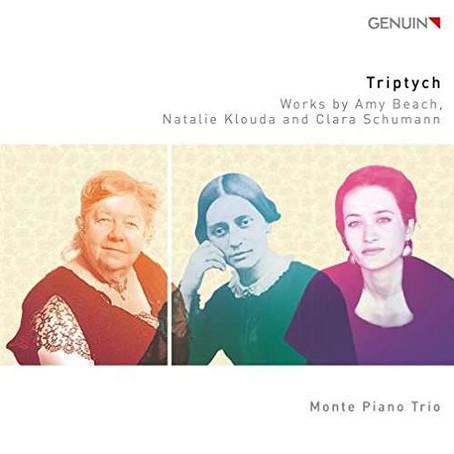 """""""Triptych"""" vom Monte Piano Trio: Wundervoll musiziert"""
