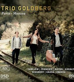 Preis der deutschen Schallplattenkritik für das Trio Goldberg: Paris – Moscou. Gratulation!