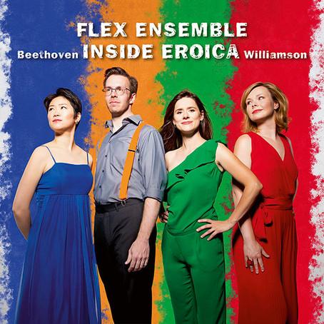 INSIDE EROICA – neue CD des Flex Ensembles mit einem Arrangement der dritten Symphonie Beethovens fü
