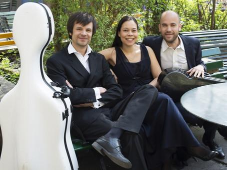 Das Schweizer Ensemble Trio Rafale feiert sein 10-jähriges Bestehen