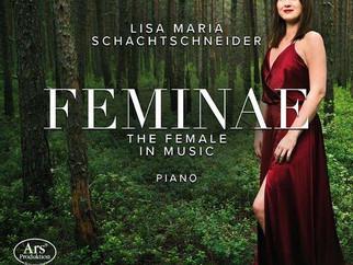 FEMINAE-THE FEMALE IN MUSIC