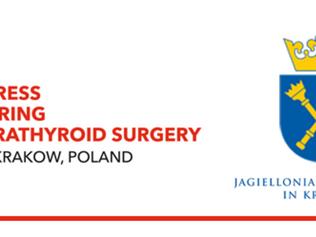 1. Dünya Tiroid ve Paratiroid Cerrahisinde Sinir Monitörizasyonu Kongresi 2015 Krakow