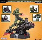Statue Halo Infinite: Master Chief vs. Escharum par GamingHeads