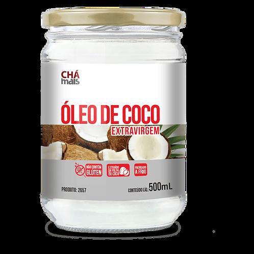 Óleo de Coco / A granel / 500ml