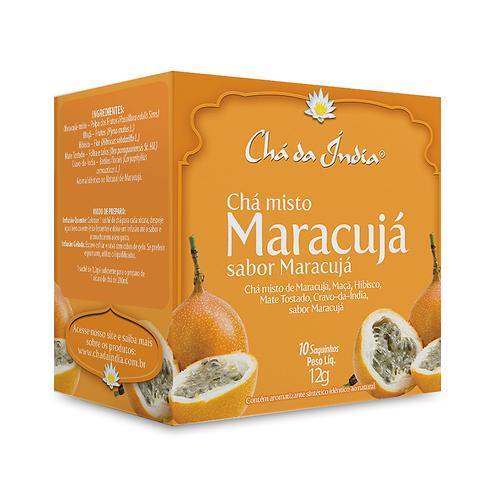 Chá misto de Maracujá