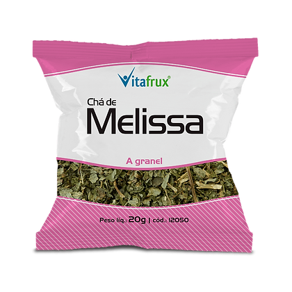 Chá de Melissa a granel
