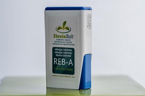 Stēvijas tabletes REB-A 600