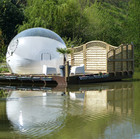 La bulle flotante