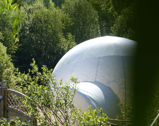 La bulle flottante