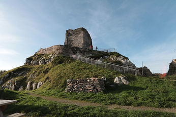 Chateau de la Roche Maurice