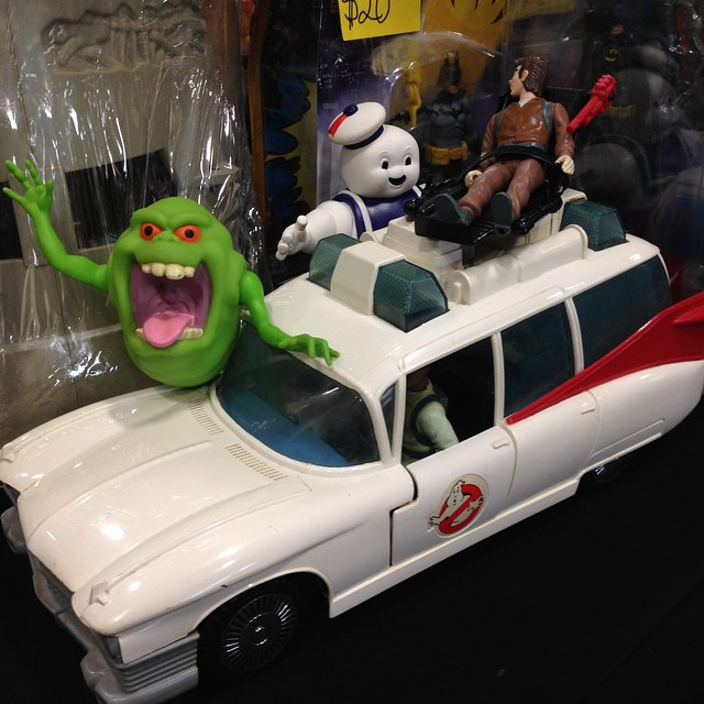 Ghostbusters Echo 1 Stay Puff Slimer $150 call 323.666