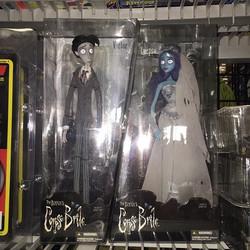 Tim Burtons Corpse Bride $125 free shipping #paypal #collectibletoys #scroozetoys #timburtonmovies #