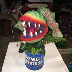 Audrey 2 from little shop of horrors in