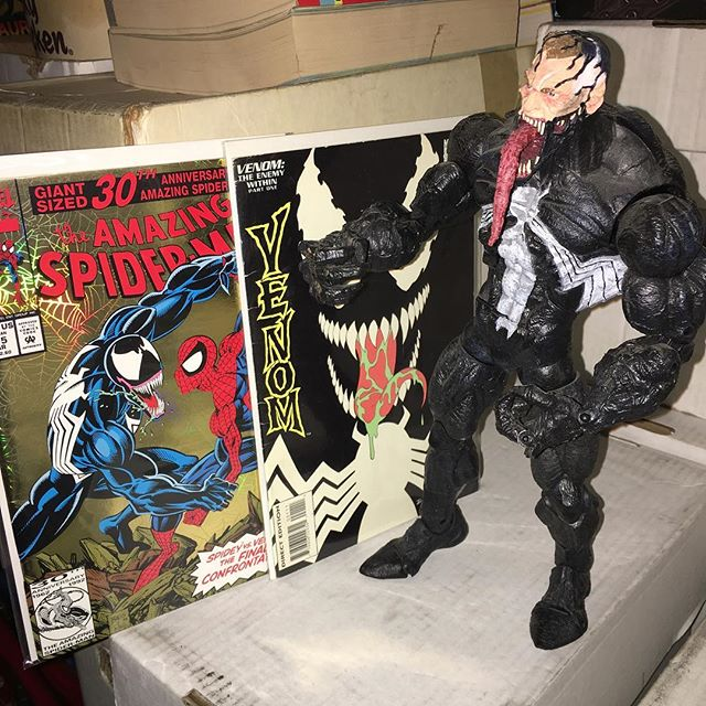 Just saw VENOM the movie and I loved it