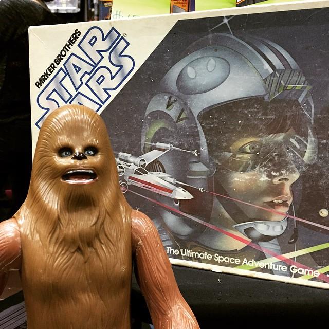 #scroozetoys #selling #starwars #chewbacca #disney #toysforsale