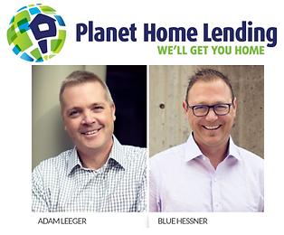 Planet Home Lending, financing, home