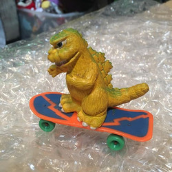 From the vault skateboarding godzilla bo