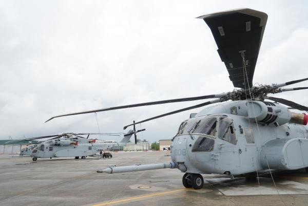 U.S. Navy Awards Sikorsky Contract To Build Nine More CH-53K™ Heavy Lift Helicopters In Connecticut