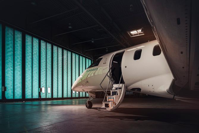 Extensive List of New Features for the Pilatus PC-24 Super Versatile Jet