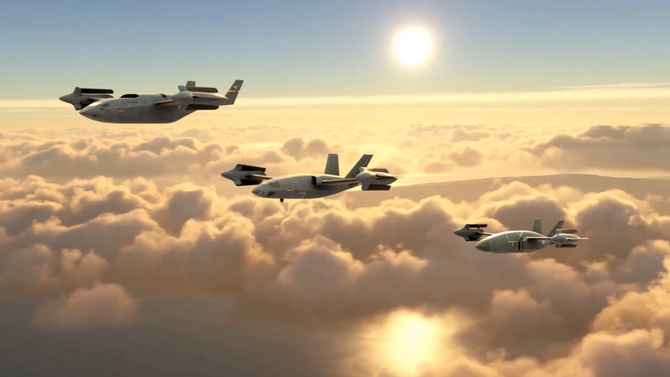 Bell Unveils New High-Speed Vertical Take-Off and Landing Design Concepts