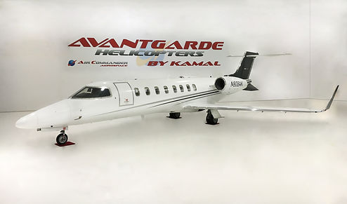 2006 LearJet 45XR AirCommander Aerospace