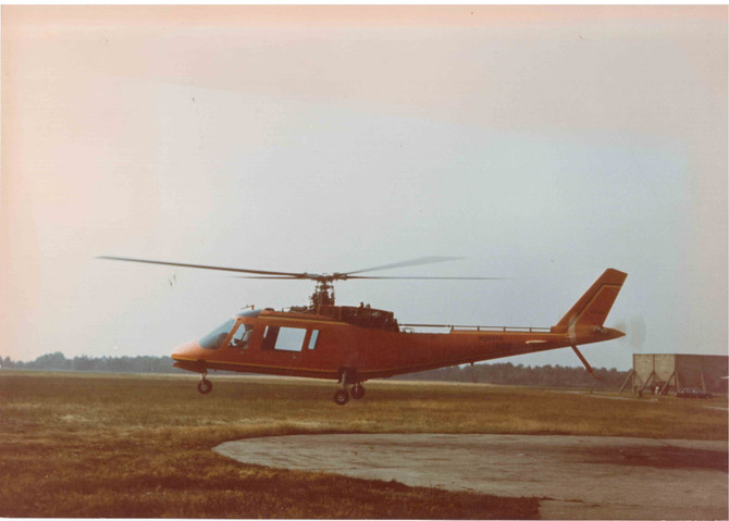 A109 helicopter's maiden flight anniversary marks 50 years of leadership in diverse areas