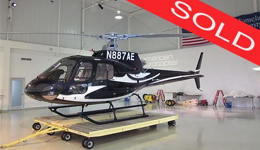 EC130 B4 AirCommander Aerospace