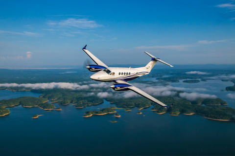 BEECHCRAFT KING AIR 360/360ER AND 260 AIRCRAFT ACHIEVE EASA CERTIFICATION