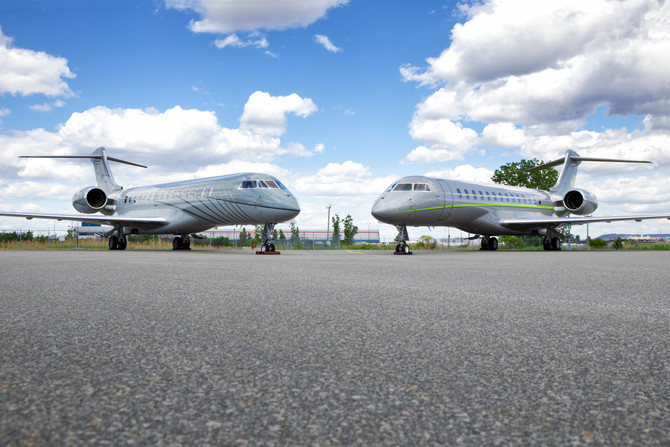 Bombardier Delivers First Two Global 7500 Aircraft to Proud Canadian Customers