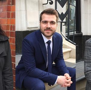 Crest welcomes three new interns