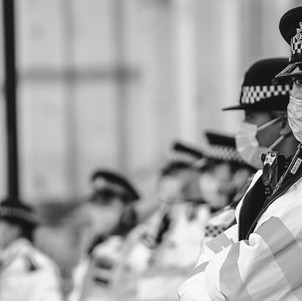 Policing the long crisis: an appraisal of the police response to COVID-19