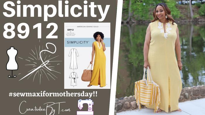 Simplicity 8912
