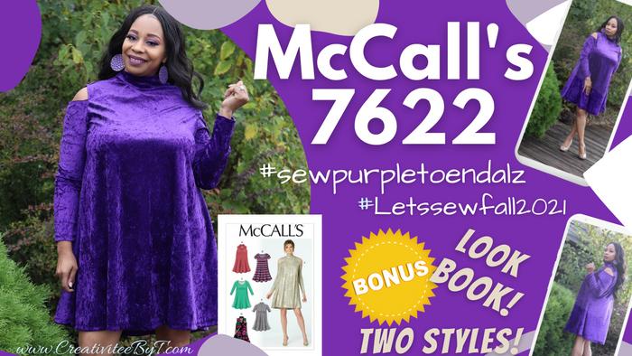 McCall's 7622 - #sewpurpletoendalz