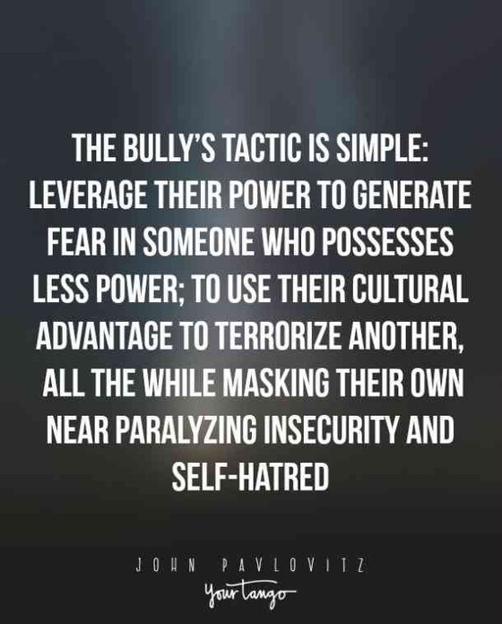 Adult Bullies and their Enablers ..