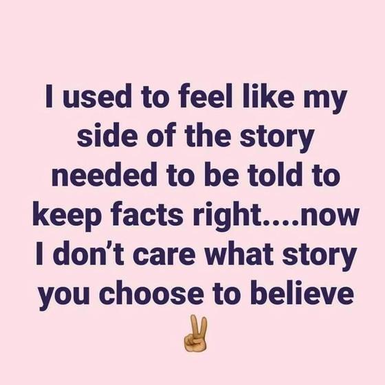 Choosing to Believe in the Best