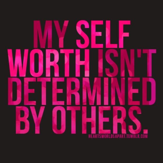 Return to Self Worth