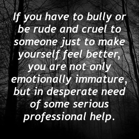 Violence and Adult Bullies