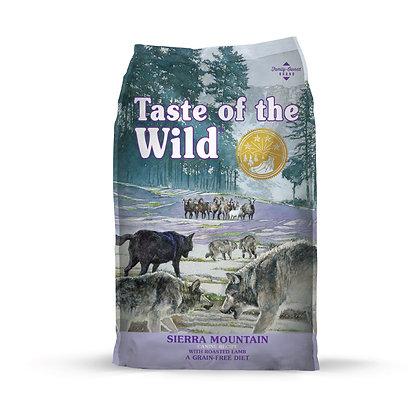 Taste of the Wild 無穀物烤羊肉配方 (全犬糧|美國版)