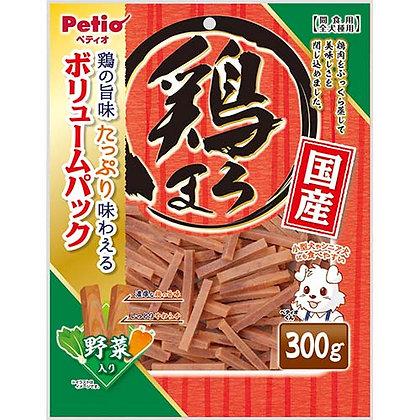 Petio狗小食蔬菜蒸雞300g #A140 (W12939)