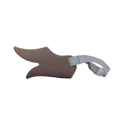 OPPO #P36犬用鴨咀口罩 L (棕色)