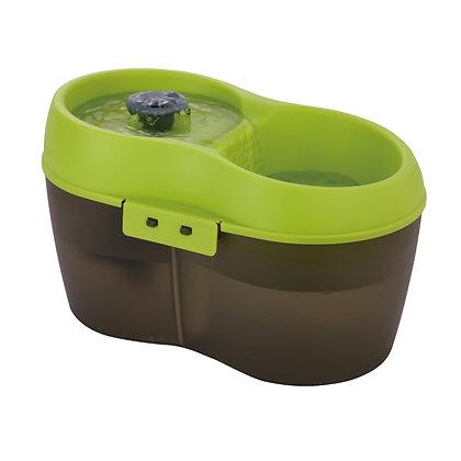 Cat H2O 活性碳除口氣飲水機(USB 插頭, 綠+灰)