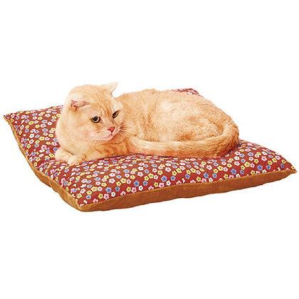 Petio猫小町日式鬆軟可手洗貓咪睡墊(細花紋)#H46(W25697)