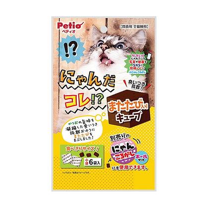 Petio貓小⻝木天蓼鰹魚粒 (6袋裝)