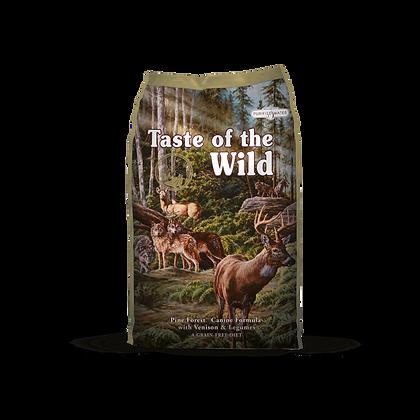 Taste of the Wild 無穀物鹿肉+鷹嘴豆配方(全犬糧 | 國際版)