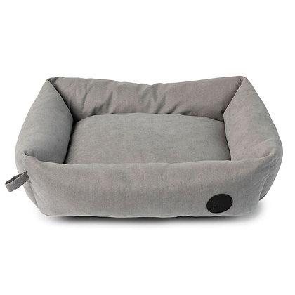 簡約寵物長型梳化床(淺灰色L) K31