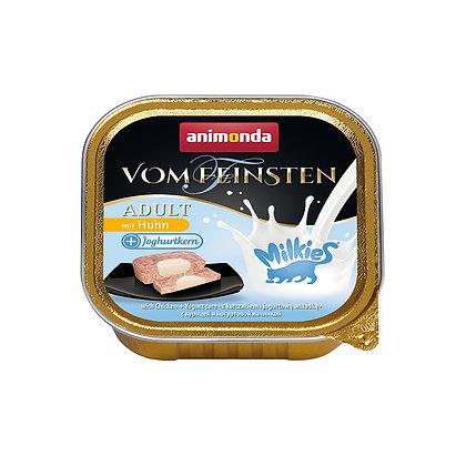 Animonda Vom Feinsten 成貓|雞肉+乳酪夾心 100g  #N73