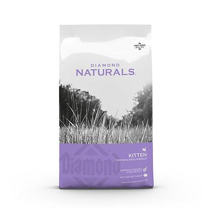 Diamond Naturals 幼貓雞肉飯天然配方(幼貓糧)6lbs