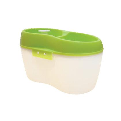 Cat H2O 寵物活性碳除口氣飲水機(綠+白)